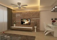 feature wall tv | la casa bella | Pinterest | TVs, Feature ...