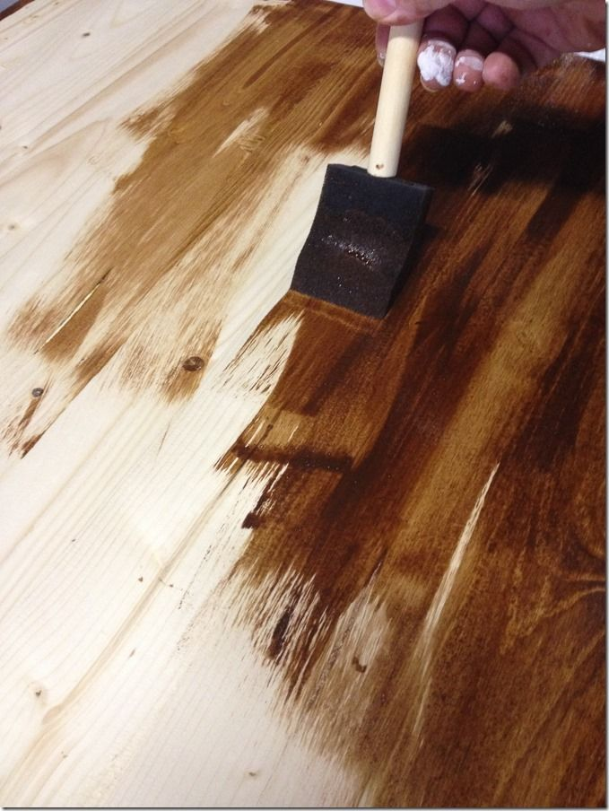 1000+ Ideas About Staining Wood Furniture On Pinterest | Wood
