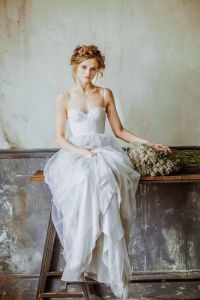 25+ best ideas about Ethereal Wedding Dress on Pinterest ...
