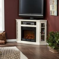 1000+ images about Corner Fireplace TV Stand on Pinterest ...