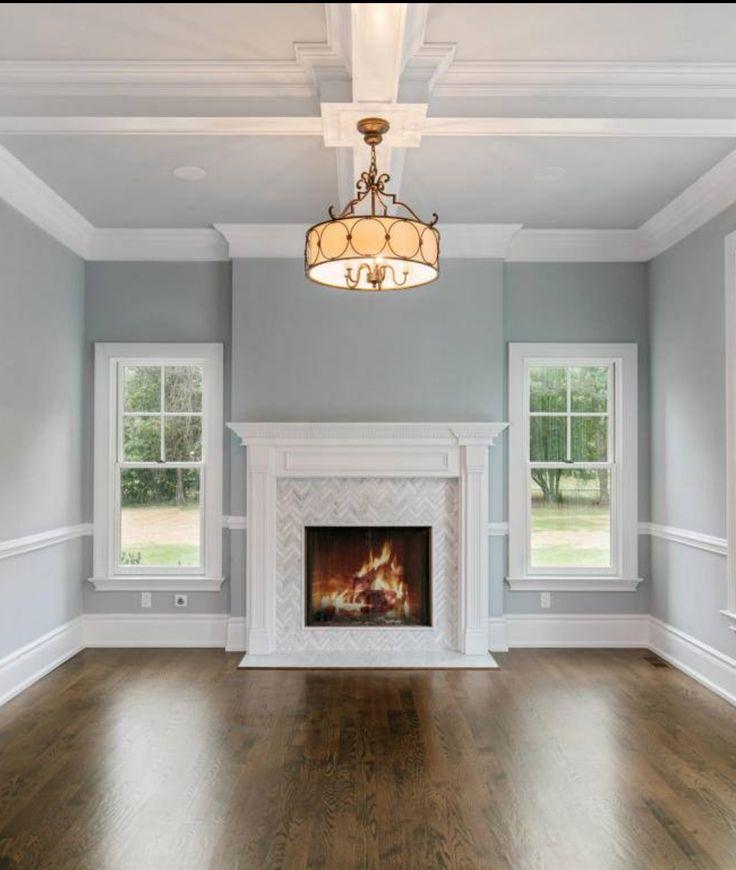 25+ best ideas about Herringbone fireplace on Pinterest