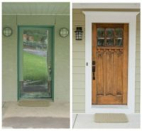 1000+ images about Exterior Doors on Pinterest | Shelves ...