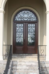 25+ best images about Doors by Design - Iron Doors on ...