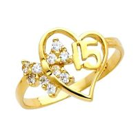 Lovely Sweet 15 Ring http://www.factorydirectjewelry.com ...