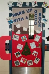 17 Best images about Door decoration on Pinterest | Red ...