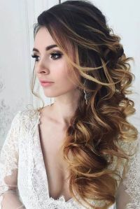 17 Best ideas about Side Hairstyles on Pinterest | Wedding ...