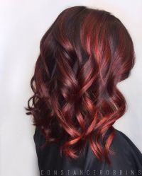 25+ best ideas about Red highlights on Pinterest | Brown ...