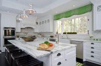 CASE Design - kitchens - St Croix Mercury Glass Pendant ...
