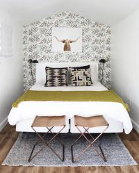 Best 20+ Tiny bedrooms ideas on Pinterest | Small room ...
