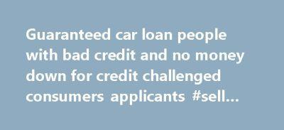 Best 25+ Loans for bad credit ideas on Pinterest