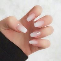 25+ best ideas about Faded french manicure on Pinterest ...