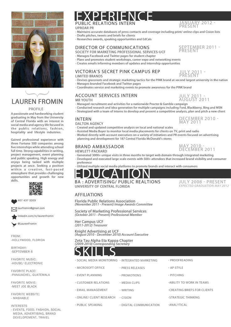resume ideas for principal