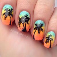 Best 20+ Sunset nails ideas on Pinterest