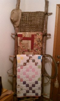 25+ best ideas about Quilt racks on Pinterest | Quilt ...