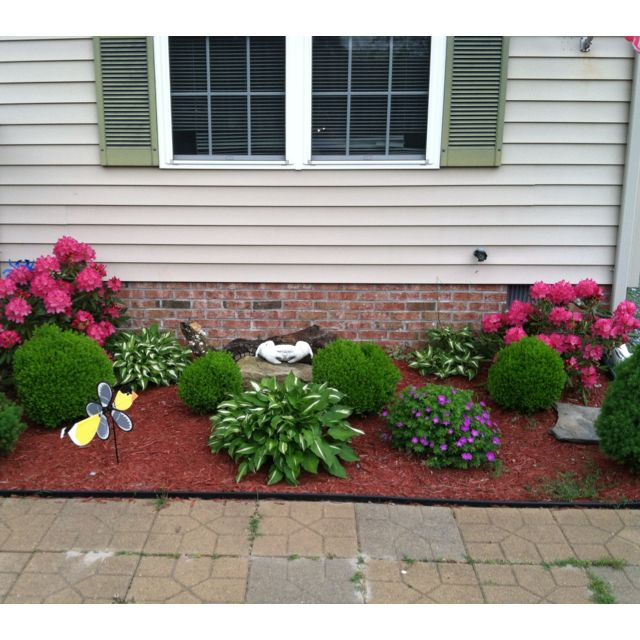 1000+ Images About Front Landscaping Ideas On Pinterest