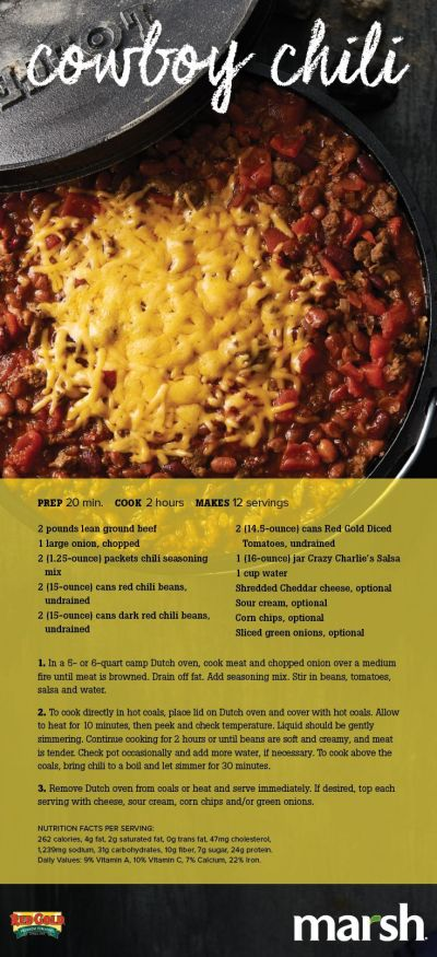 Cowboy Chili | Recipe | Chili, Recipes for and Cowboys