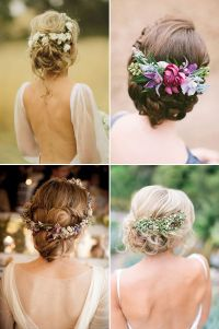 25+ Best Ideas about Natural Wedding Hairstyles on ...