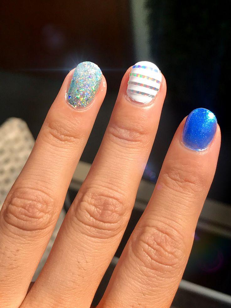 17 Best Ideas About Royal Blue Nails On Pinterest Royal