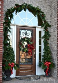 1000+ images about Christmas outside decorations on ...