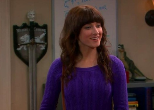 Early 2000s Girl Desktop Wallpaper Margo Harshman Shown Here In A Clip From The Big Bang
