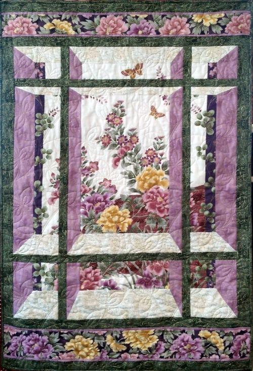 Quilts Attic Windows On Pinterest Quilt Patterns Shadow