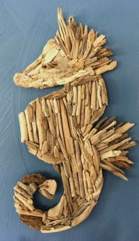 1000+ ideas about Driftwood Seahorse on Pinterest | Beach ...