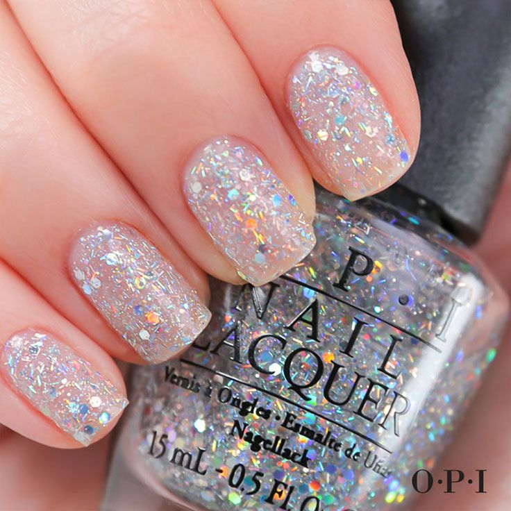 Spotlight On Glitter Nail Lacquer Collection Opi Ombre