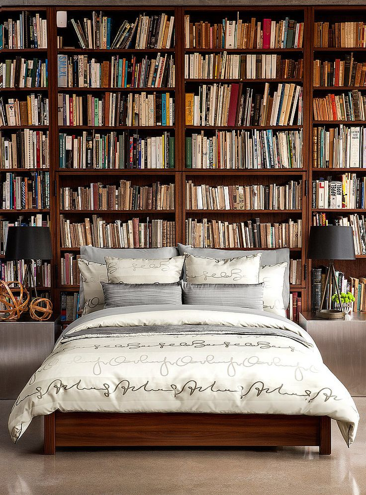 Book Shelfs 25+ Best Ideas About Library Bedroom On Pinterest