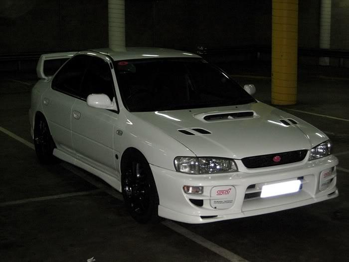 Pin Up Girl Wallpaper Black And White Subaru Impreza Sti Gc8 I Had This Car Once Sigh