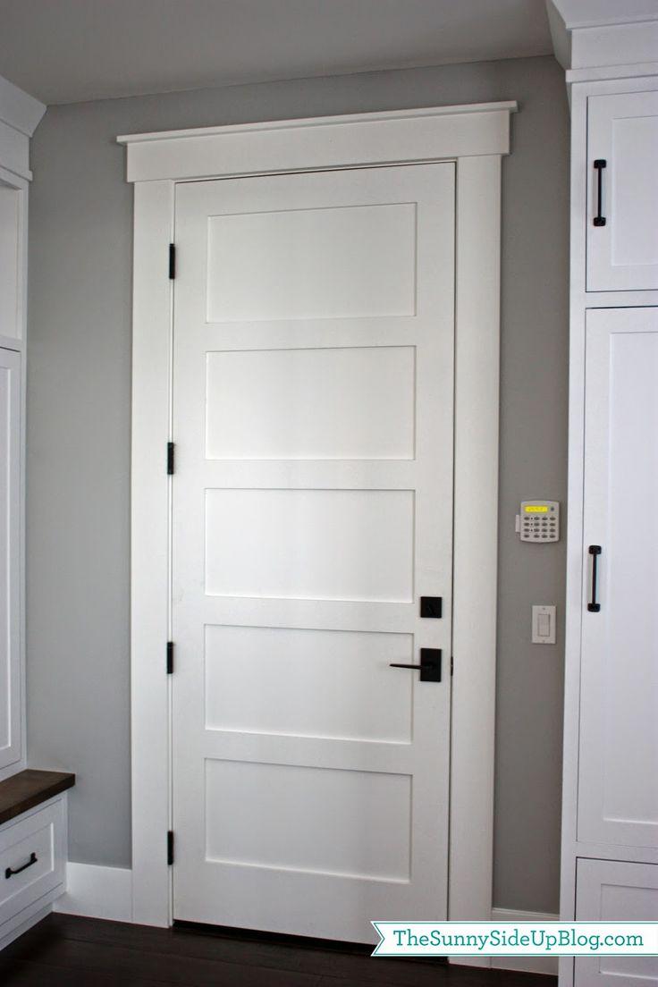 25+ best ideas about Black door handles on Pinterest