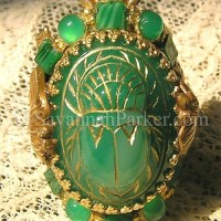 193 best images about Scarab Jewelry on Pinterest ...