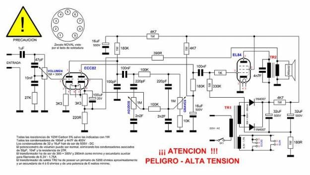 circuit diagram knight rider lights