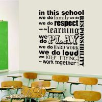 76 best images about Classroom and School Wall Quotes ...