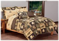 Bass Pro Shops Bass Country Bed in a Bag Bedding Set ...