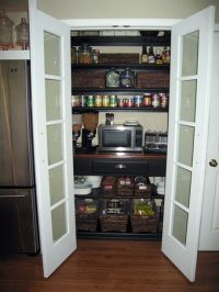 25+ best ideas about Microwave in pantry on Pinterest