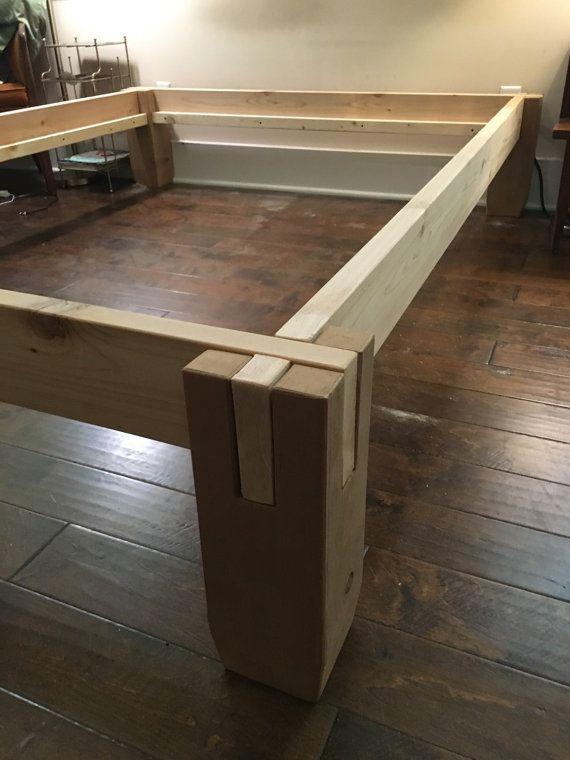 1000+ Ideas About Diy Bed Frame On Pinterest   Diy Bed, Pallet