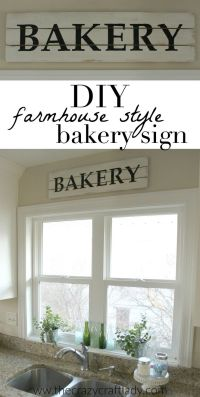 25+ Best Ideas about Bakery Sign on Pinterest | Vintage ...
