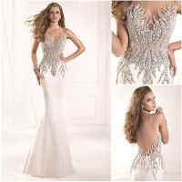 1000+ ideas about Mermaid Evening Gown on Pinterest | Gold ...