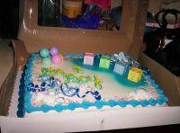 walmart baby shower cakes | Baby Shower | baby | Pinterest ...