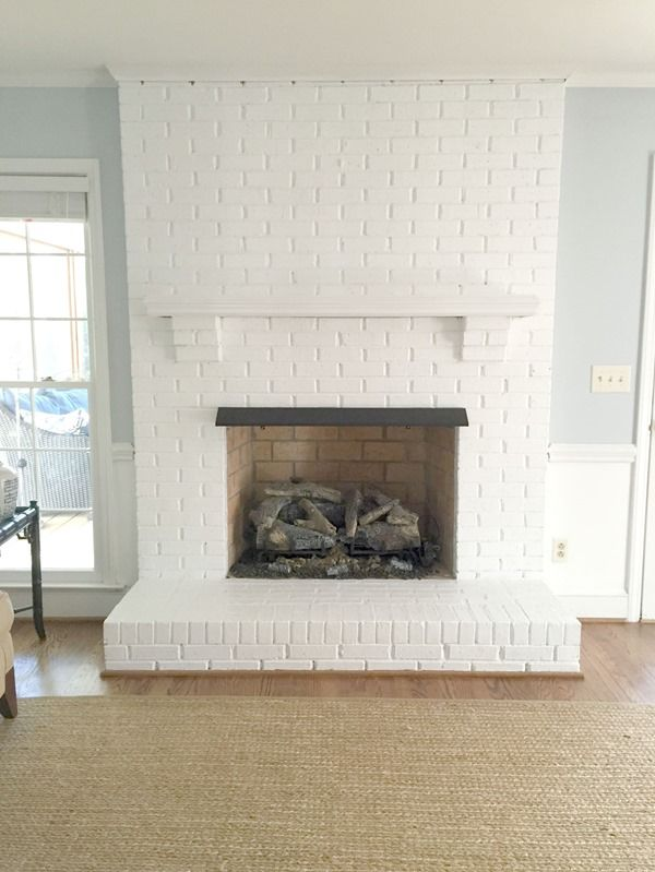 The 25+ best ideas about Paint Fireplace on Pinterest