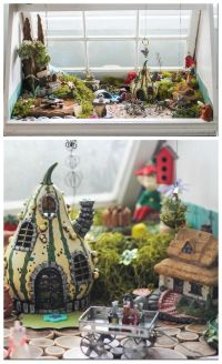 17 Best ideas about Indoor Fairy Gardens on Pinterest ...