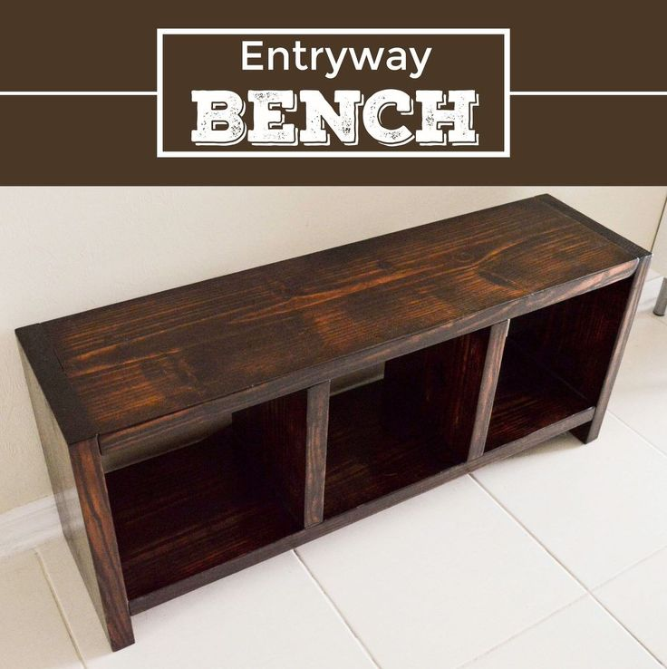 1000+ Ideas About Entryway Bench On Pinterest   Entry Bench