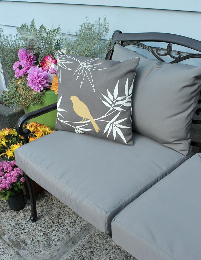 Sofa Cushions Set Of 5 Learn How To Easily Recover Your Outdoor Patio Cushions