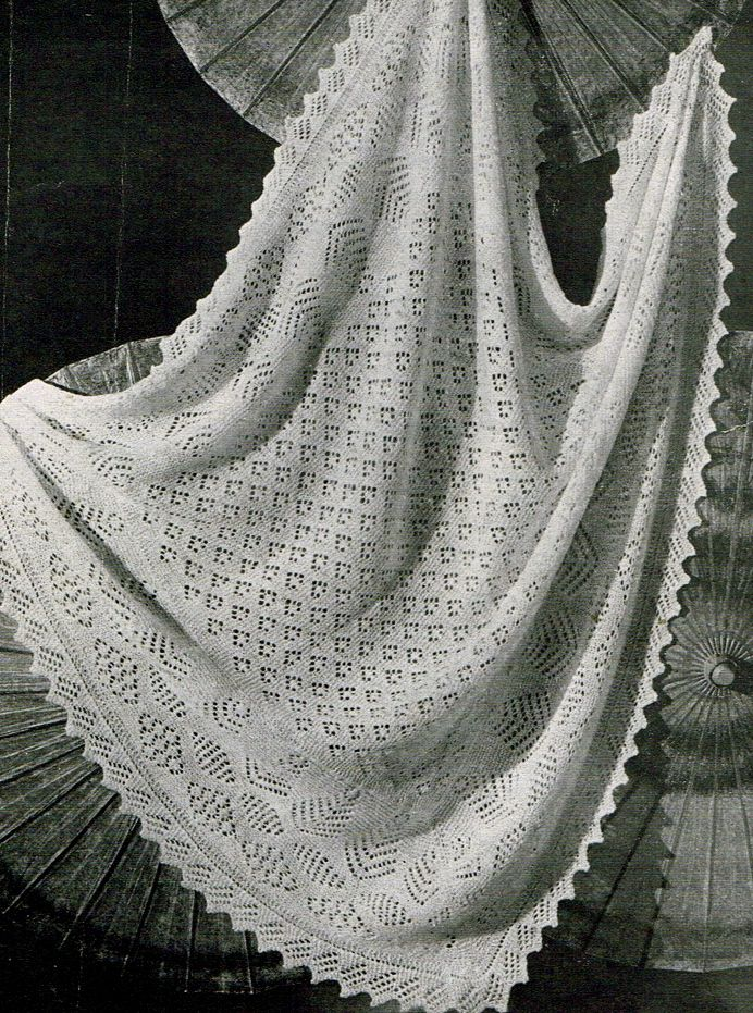 25+ Best Ideas about Lace Shawls on Pinterest
