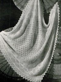 25+ Best Ideas about Lace Shawls on Pinterest
