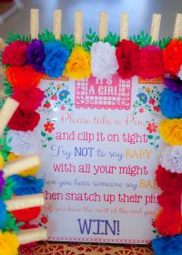 25+ best ideas about Mexican baby showers on Pinterest ...