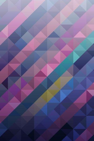 Geometric iPhone wallpaper | everything | Pinterest | Pink blue, Blue and and iPhone wallpapers