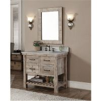 17 Best images about Rustic Bathroom Vanities on Pinterest