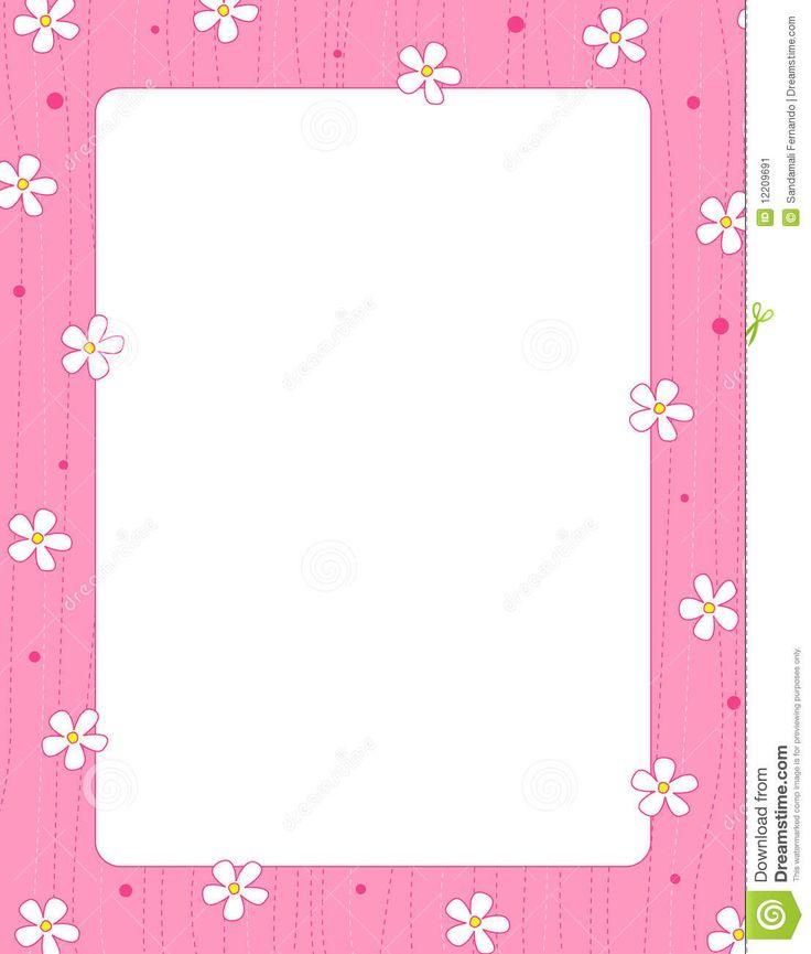 Cute Bordered Pastel Flower Wallpaper 1000 Images About Papel De Carta On Pinterest Little