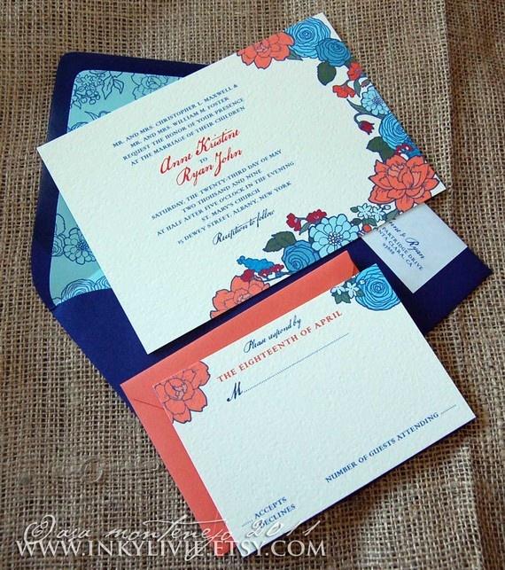 pokadot invitations